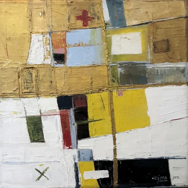 abstrakce, malba.